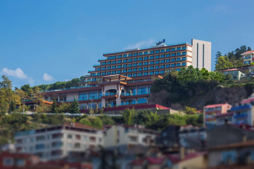 radisson blu trabzon hotel