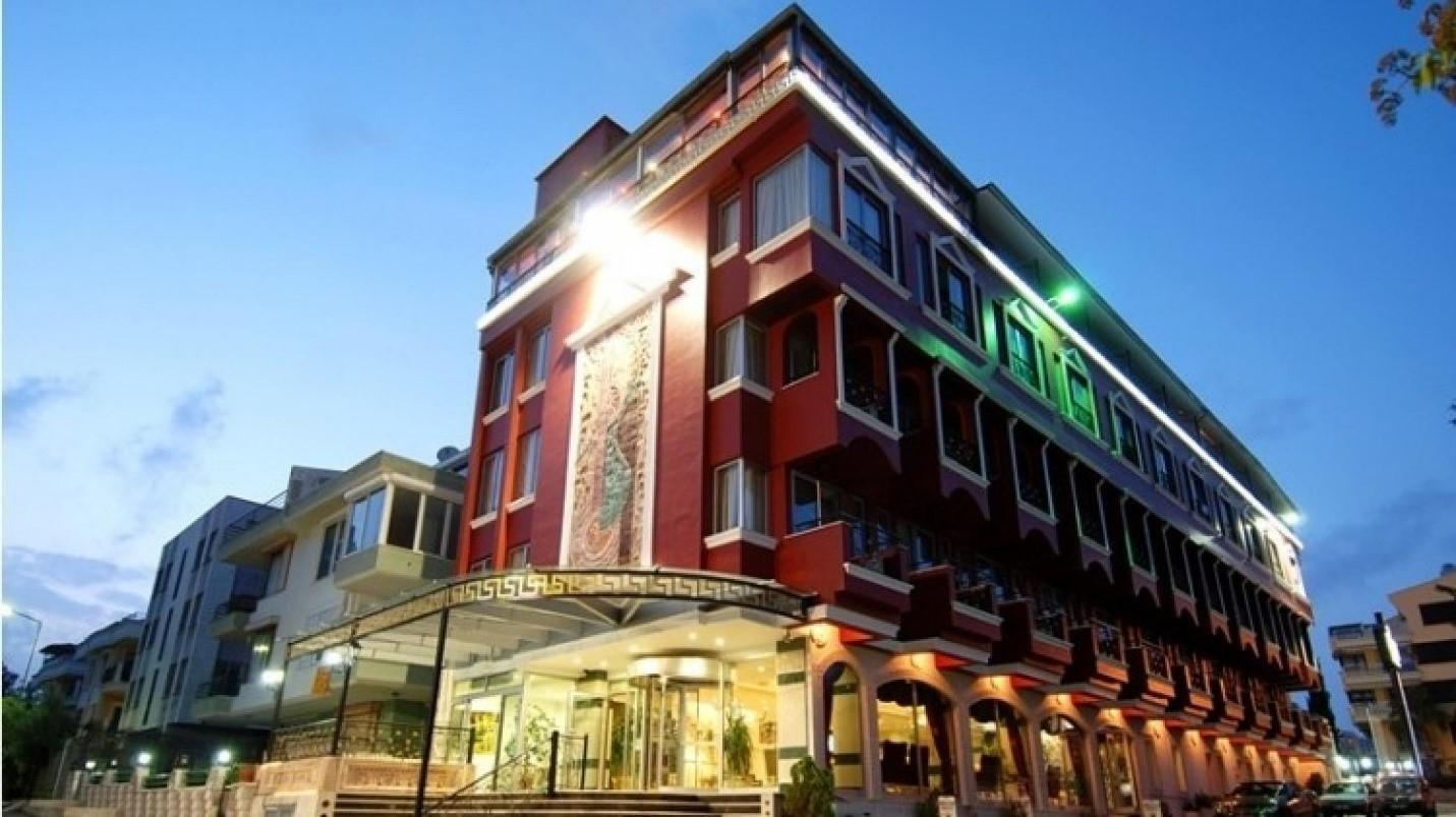 Antalya's Best Hotels