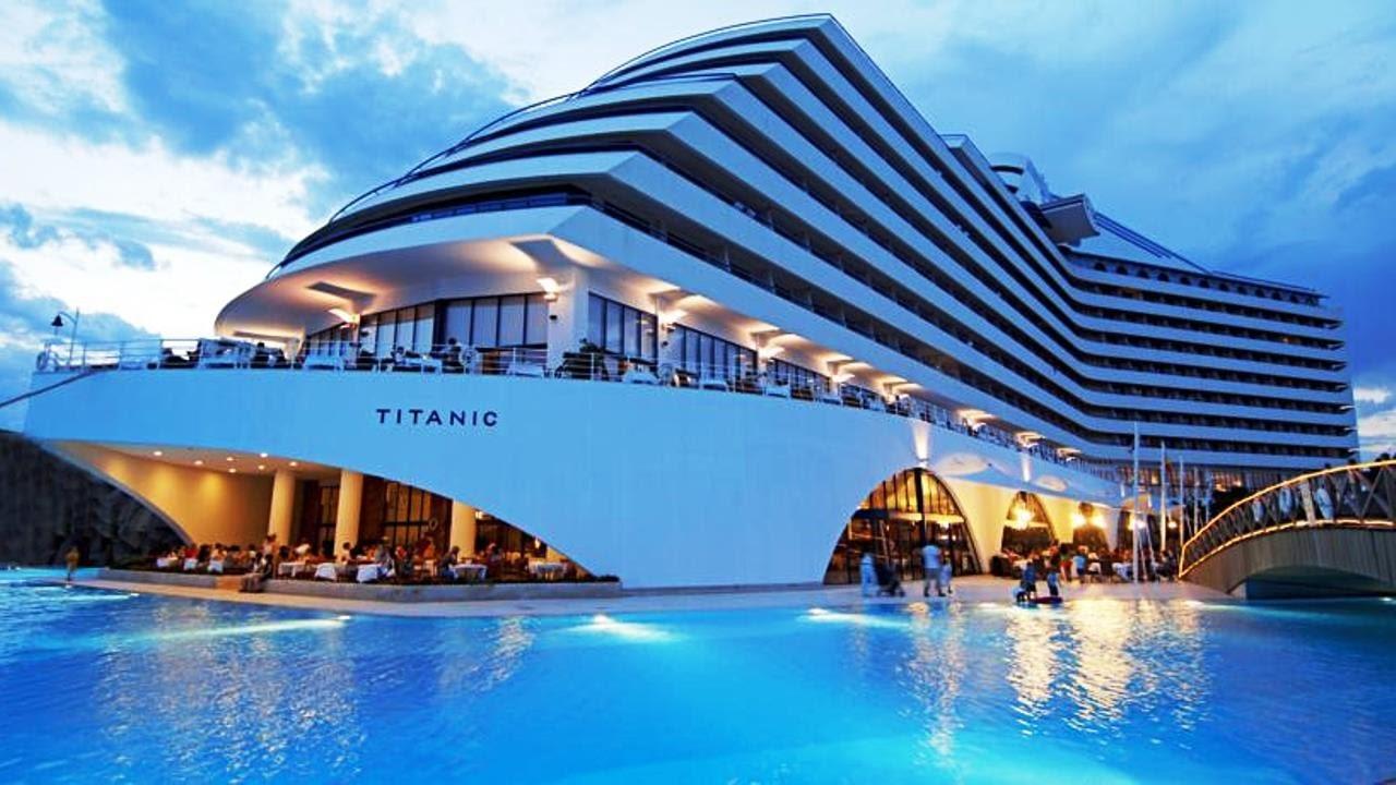4-Star Hotels in Antalya