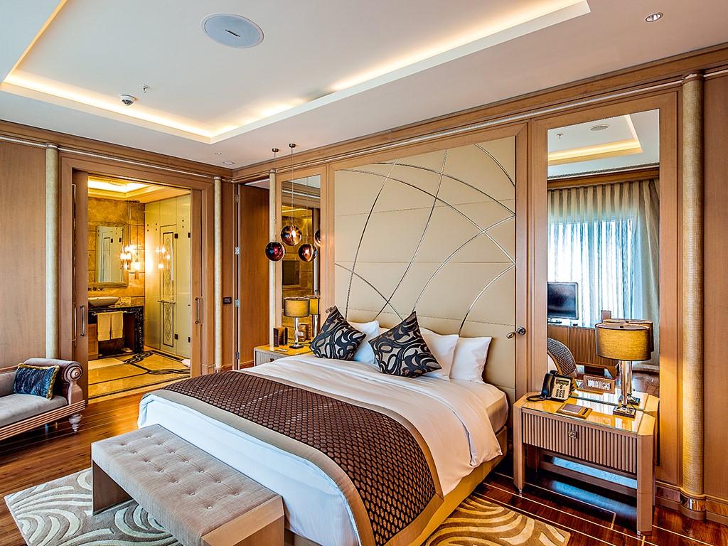 Bursa Hotels on Mountain