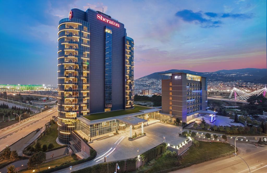 Affordable Hotels in Bursa