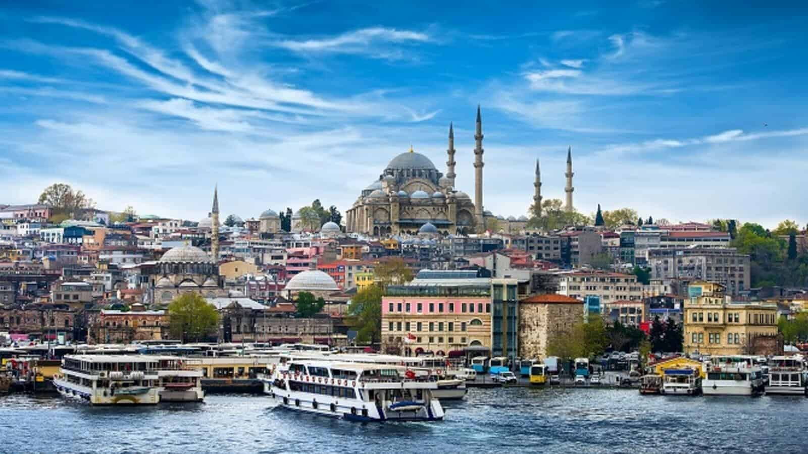 Tourist Programmes in Istanbul
