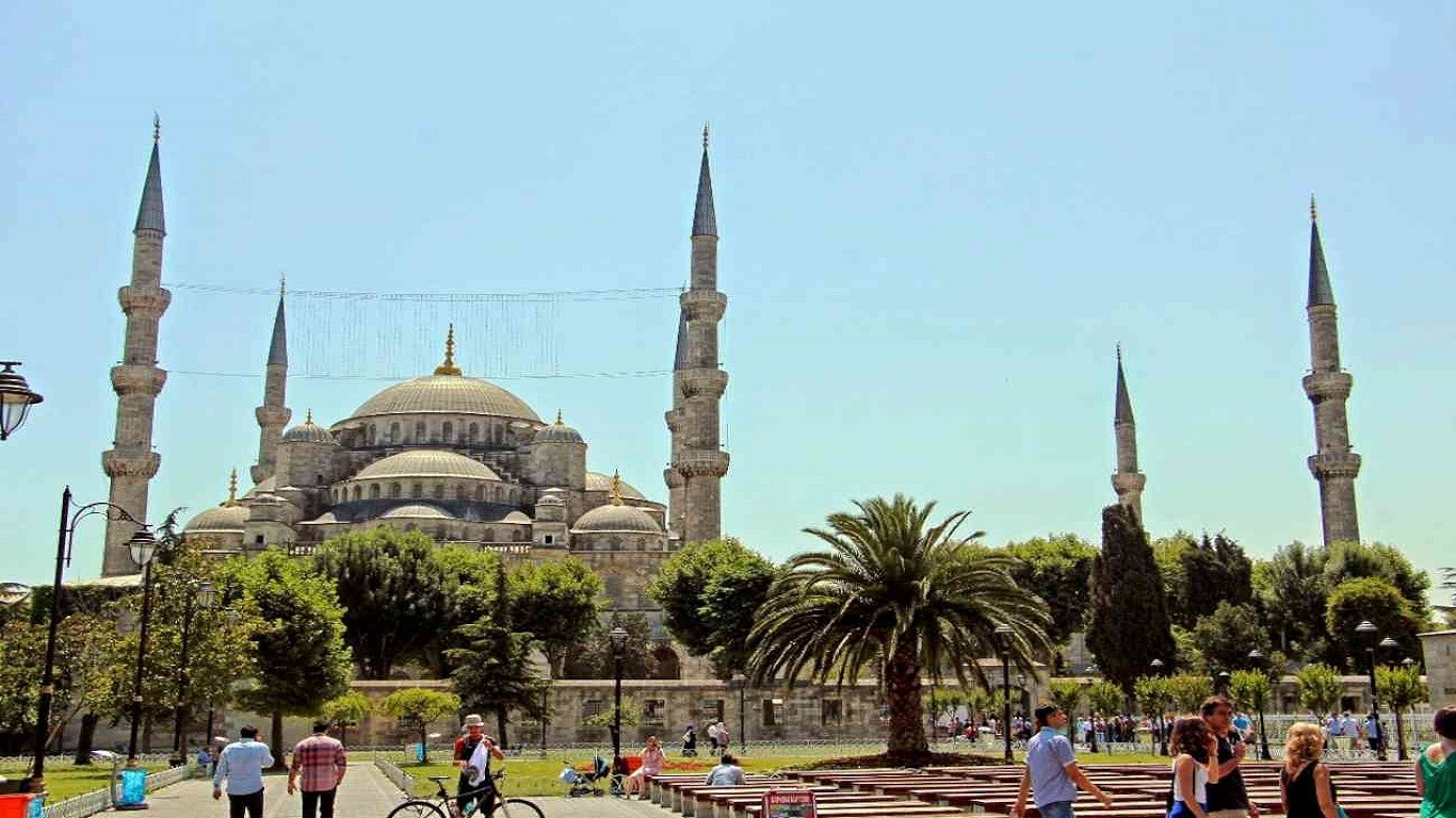 البرامج السياحية في إسطنبول