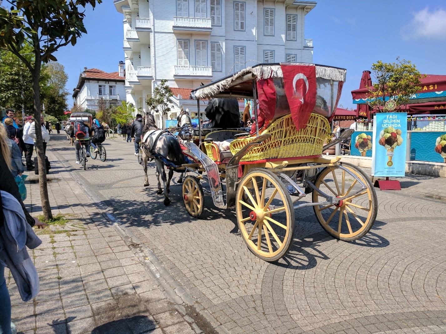 رحلة جزر الأميرات في إسطنبول