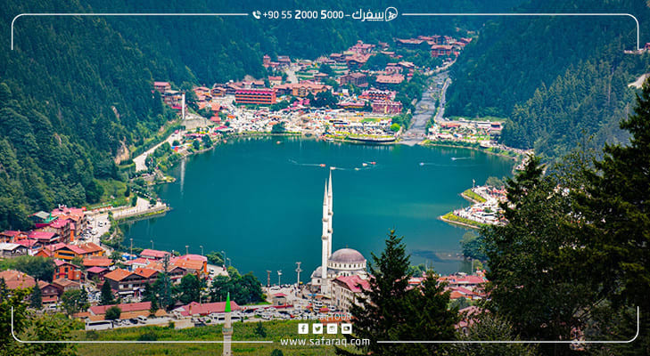 Where is Uzungol Located? What are the Most Famous Tourist Places in Uzungol?