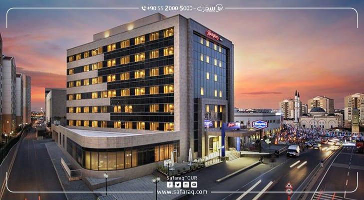 فندق مطار إسطنبول الجديد يبدأ بتقديم خدماته للمسافرين