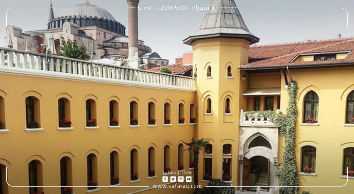 The Most Prominent Hotels in Sultan Ahmed, Istanbul