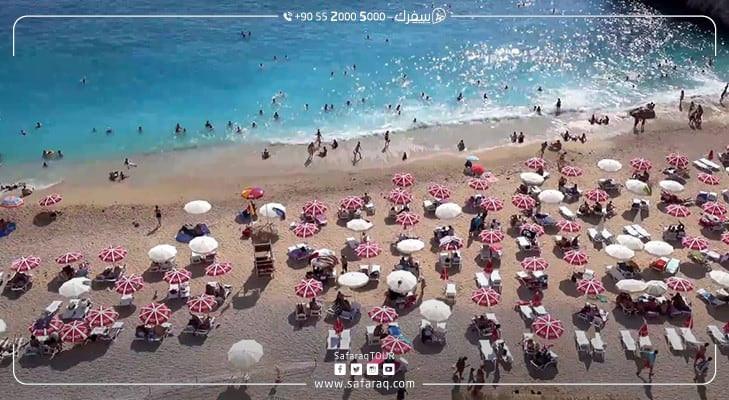 السياحة في أنطاليا 2019: تسجل رقماً قياسياً في عدد السياح