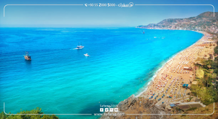 The Most Beautiful Places in Alanya