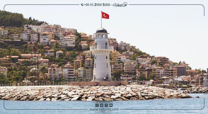 السياحة في انطاليا: استقبال 15 مليون سائح