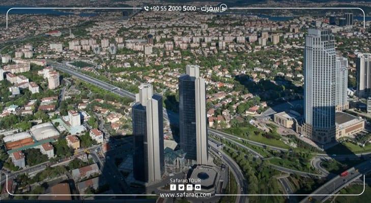 هل تعرف مميزات منطقة شيشلي في إسطنبول؟