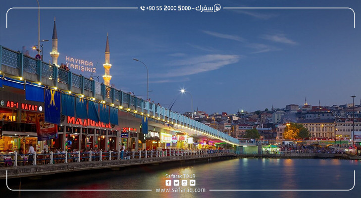 All you need to know about Galata Bridge in Istanbul