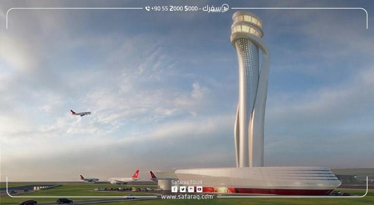 رحلات مطار إسطنبول تبلغ 100 ألف