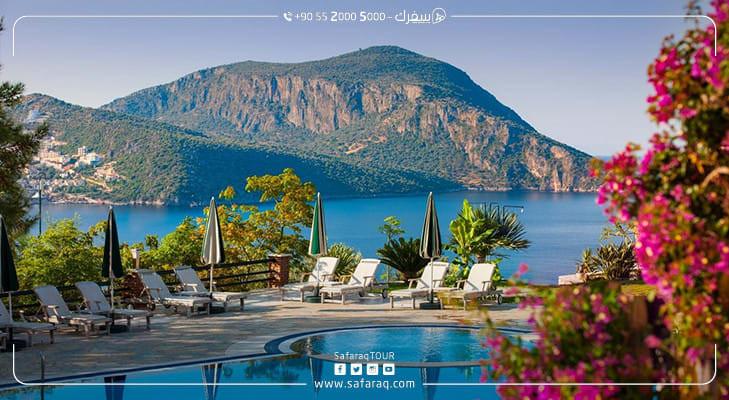 رحلات سياحية في أنطاليا