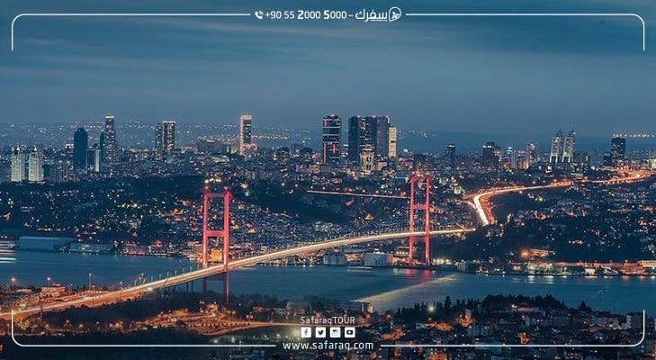 Everything about the Bosphorus Bridge Istanbul
