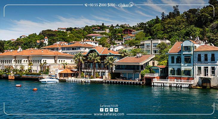 إسطنبول تتصدر المدن التركية بعدد الحجوزات الفندقية