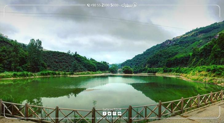 دليلك الشامل للتعرف على بحيرة سيراجول في طرابزون