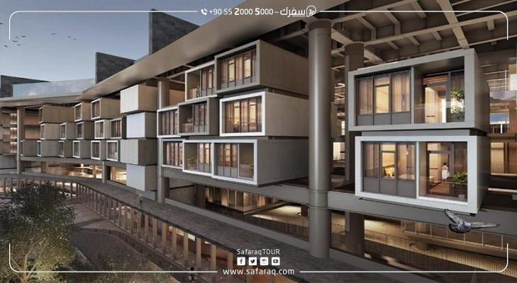 أفخم فنادق أنطاكيا على أقدم موقع أثري