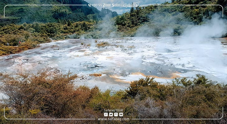 Medical Tourism and Thermal Springs in Turkey