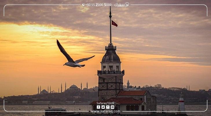 السياحة في تركيا 2020: 10 ملايين سائح خلال 8 شهور