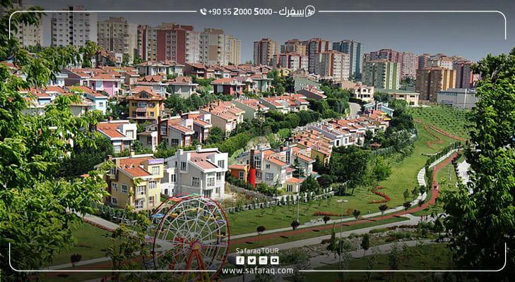تعرّف على منطقة باشاك شهير في إسطنبول