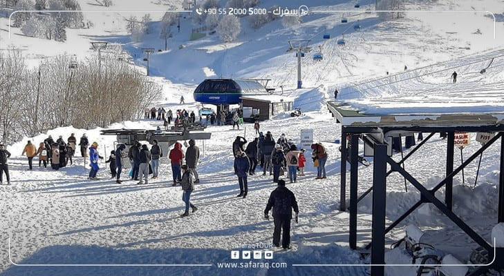 أجمل المناطق السياحية في بورصة  تركيا