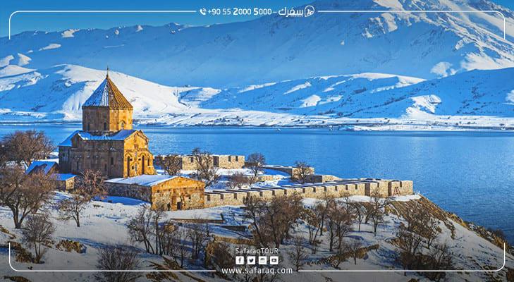 انطاليا في الشتاء: متعة التجارب السياحية