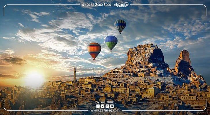 عودة الانتعاش السياحي في تركيا