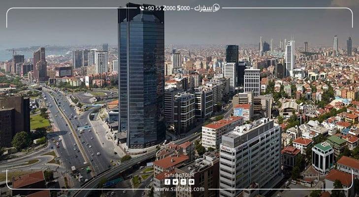 عراقة منطقة شيشلي في اسطنبول