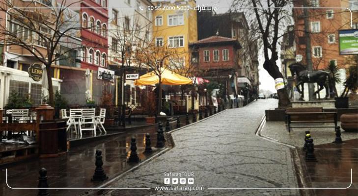 أجمل الأماكن السياحية في منطقة الفاتح في إسطنبول