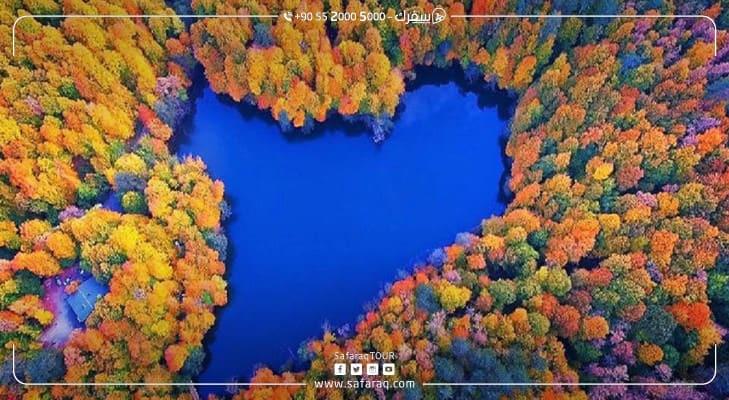 9 من أجمل المنتزهات الوطنية في تركيا