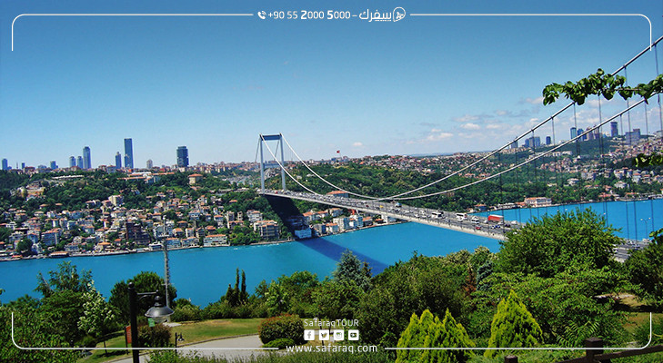 Everything About Camlica Hills in Istanbul
