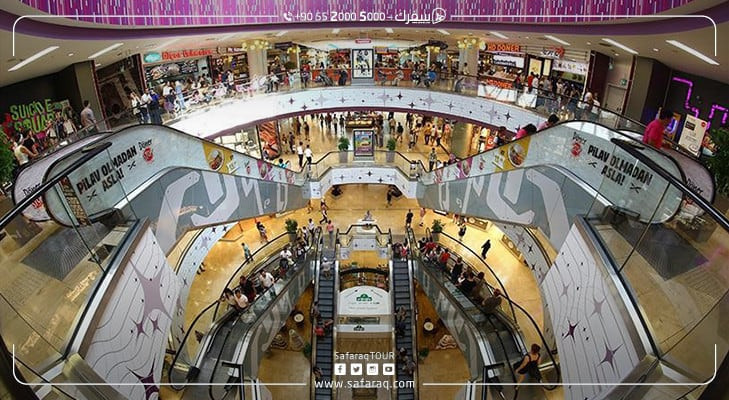 All You Need to Know about Marmara Park Shopping Centre in Istanbul