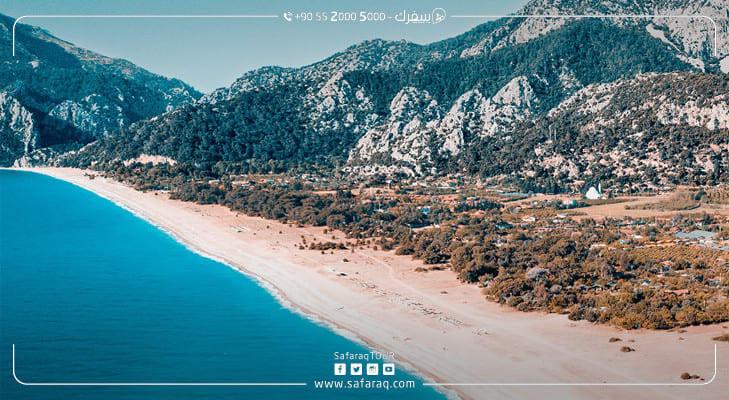 أجمل شواطئ تركيا في فصل الربيع - شاهد الآن ومتع ناظريك
