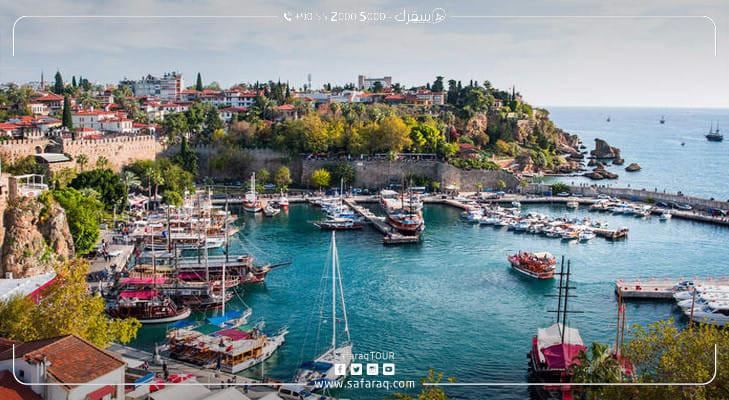 السياحة في تركيا تحتل المركز السادس عالمياً 2019