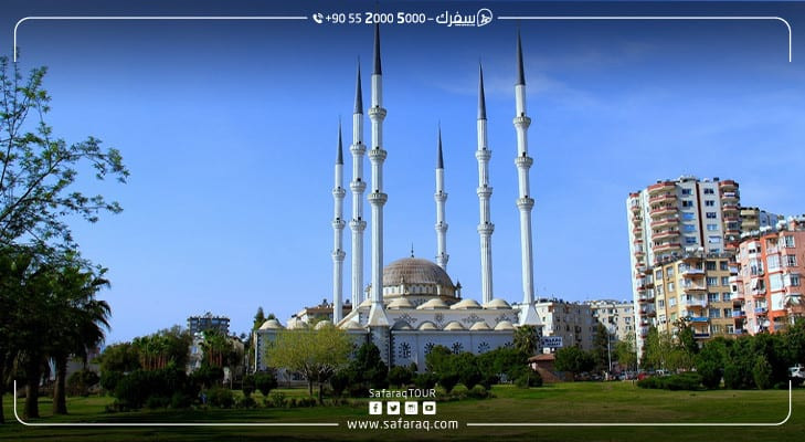 What Do You Know about Mersin's Mugdat Mosque?