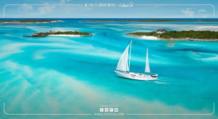 أهم الشواطئ في جزر المالديف
