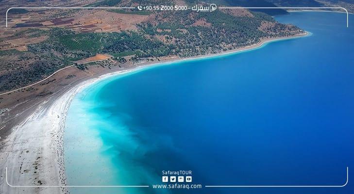 جزر المالديف في تركيا تستقبل أكثر من 800 ألف زائر في 2020