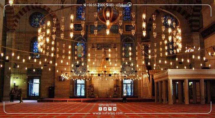 ماذا تعرف عن جامع أيوب سلطان في اسطنبول؟