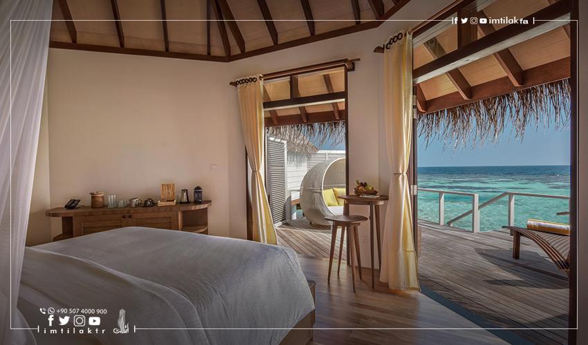 أهم الفنادق والمنتجعات في المالديف