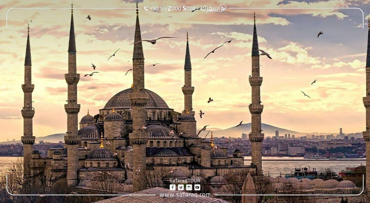 Explore the Most 15 Famous Mosques in Istanbul and their History