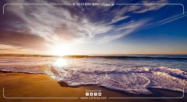 أنطاليا تحقق المركز الأول عالمياً في شواطئ الراية الزرقاء