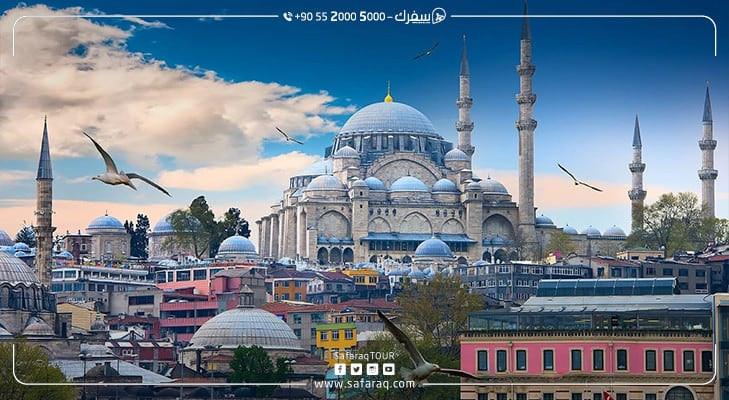 الموسم السياحي في تركيا: تطلعات واعدة لموسم استثنائي