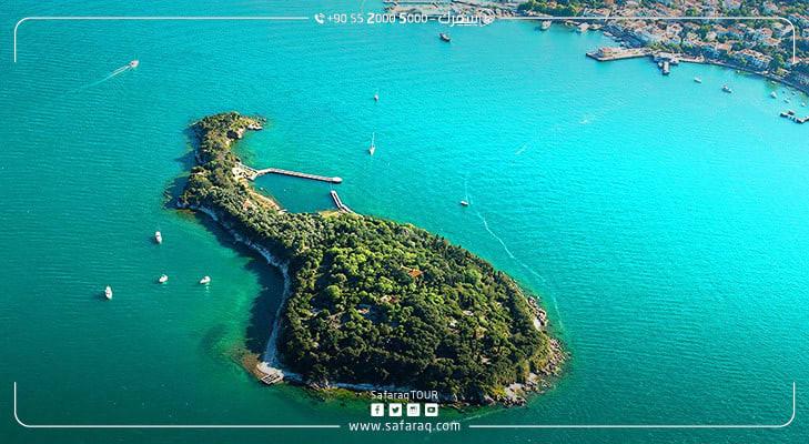 تعرف على جزر الأميرات في إسطنبول، وسبب تسميتها بذلك