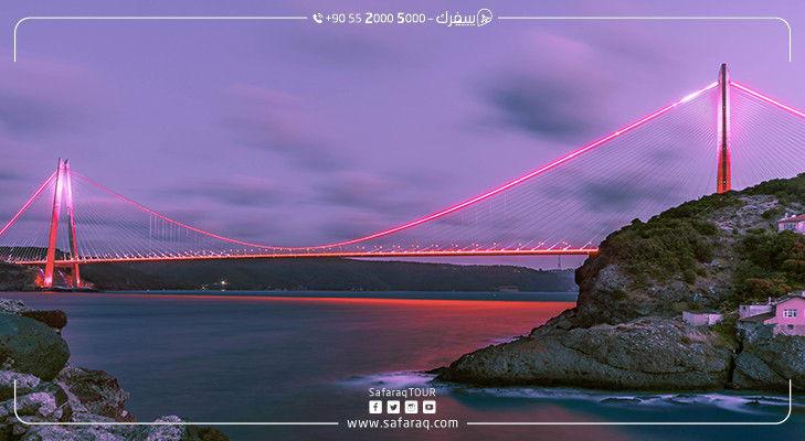 اجمل الاماكن السياحية في اسطنبول 2021