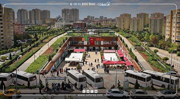 ماذا تعرف عن مجمّع بازار باشاك شهير في إسطنبول؟
