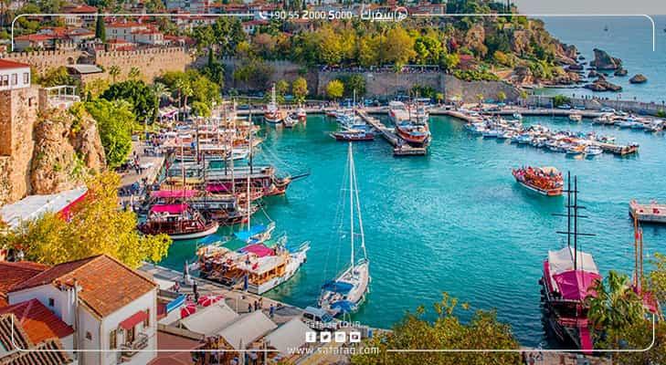 افضل 8 اماكن في تركيا للعوائل : الأماكن السياحية في تركيا