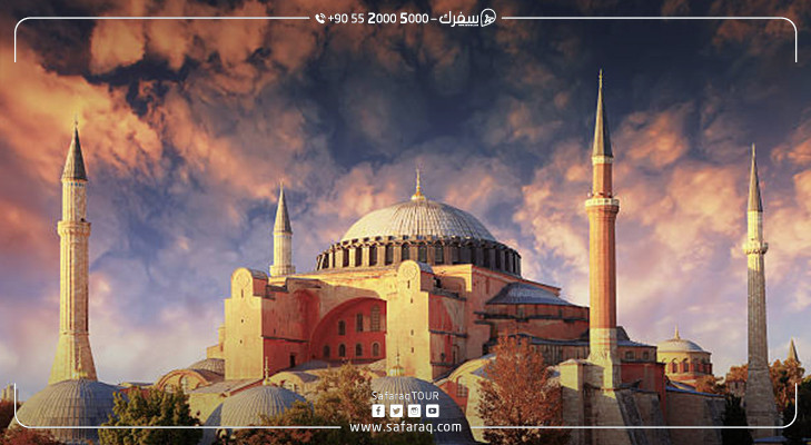 Information about Hagia Sophia in Istanbul: Why is it controversial?