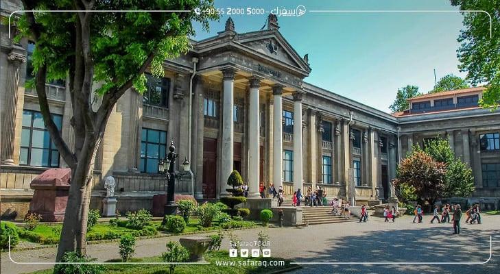 متاحف إسطنبول الأثرية: متحف عثماني تاريخي