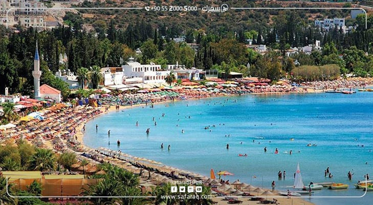 Tourism in Bodrum: The Most Prominent Tourist Places and Activities